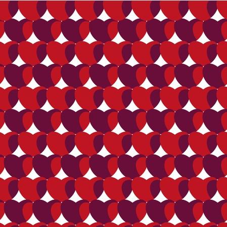 dearness: valentine background Illustration