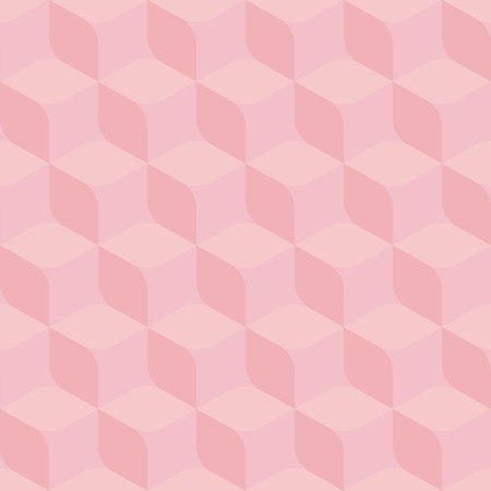 abstract pink: Seamless abstract pink geometric pattern