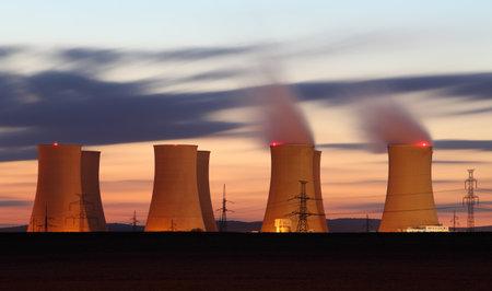 La centrale nucléaire d'une nuit