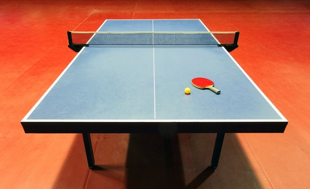 Table - Table tennis - ping pong photo