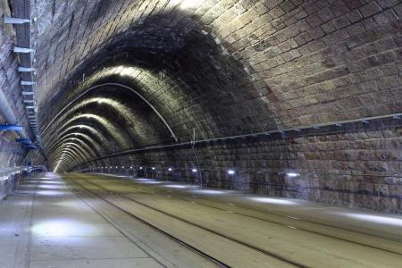 tunnel: T�nel