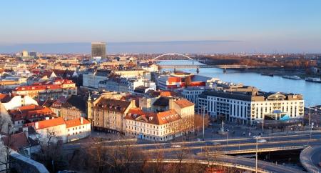 bratislava: View of Bratislava