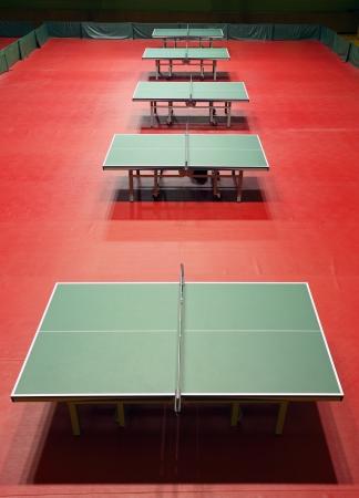 venue: Table tennis venue