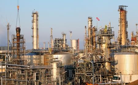 destilacion: Refiner?a de petr?leo en el d?a