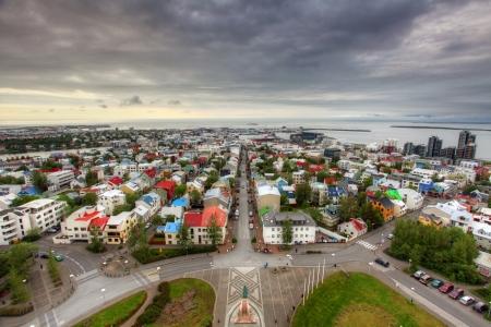 reykjavik: Reykjavik Cityspace