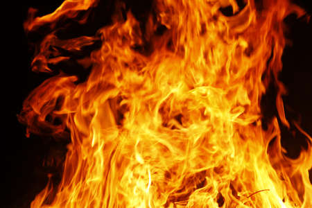 Fire flames Stock Photo - 21917420