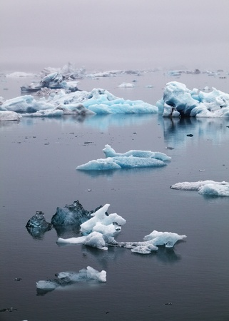 jokulsarlon: Icelake Jokulsarlon Iceland