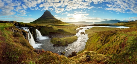 Iceland landscape Stock Photo - 22316299