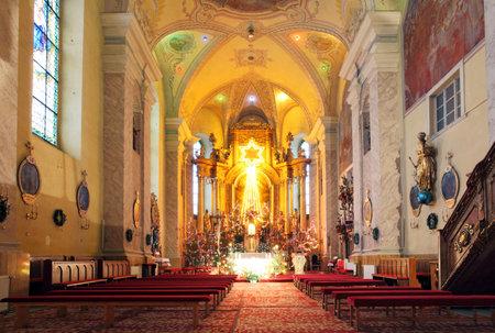 catholism: Sanctuary Church, where faith and religious rituals