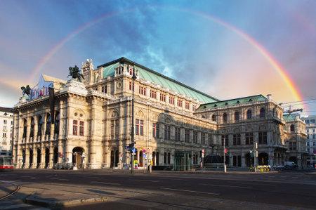 chanteur opéra: Opéra de Vienne Staatsoper - Autriche