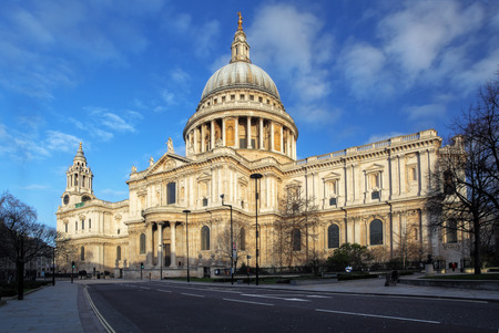 st pauls: St Pauls Cathedral in London.