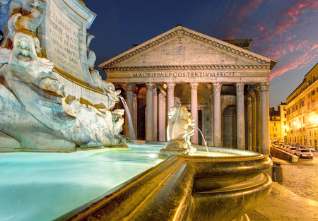 Pantheon - Rome photo