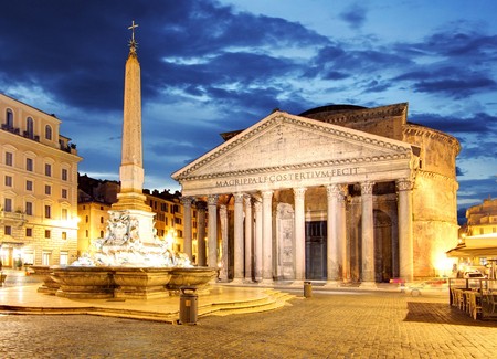 Rome - Pantheon, Italy photo
