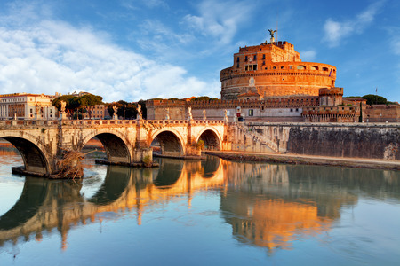 angelo: Rome - Castel saint Angelo