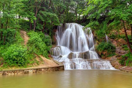 liptov: Waterfall in Slovakia - Lucky