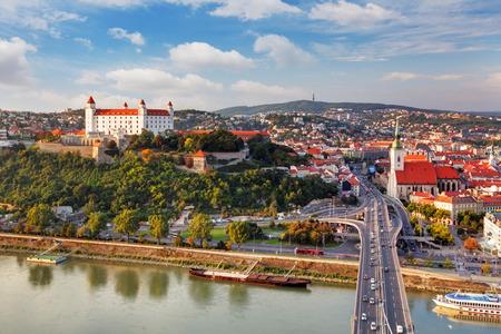 historical reflections: Bratislava