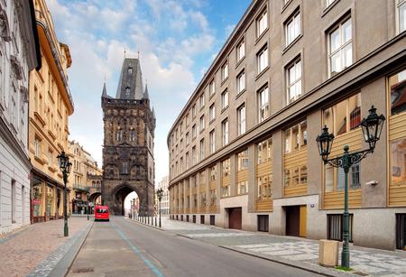 prague castle: Prague - Powder tower