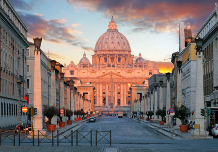 peter: Rome, Vatican city
