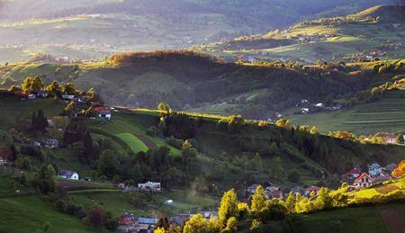 Rural scene photo