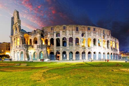 Rome - Colosseum photo