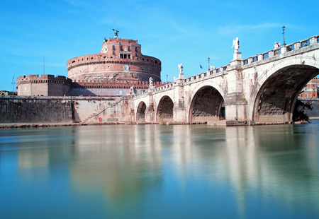 Angelo Castel - Rome, Italie