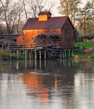 molino de agua: Jelka Watermill