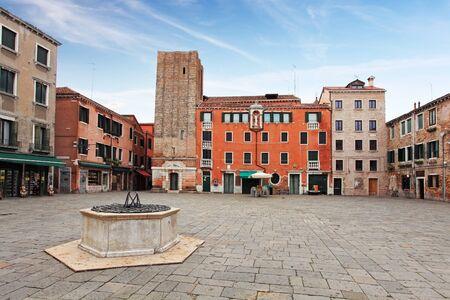 campo: Square - Campo Santa Margherita in Venice