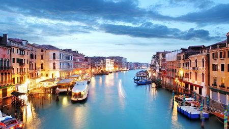 rialto: Grand Canal - Venice from Rialto bridge