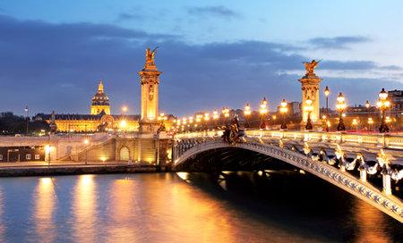 alexandre: Alexandre 3 Bridge, Paris, France