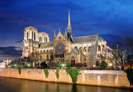 notre: Paris - Notre Dame Stock Photo