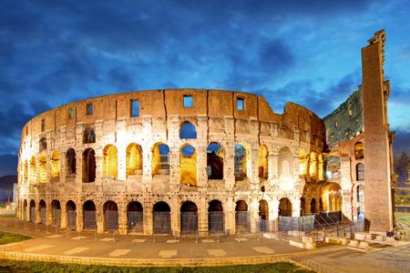 colosseum: Colosseum, Rome, Italy