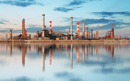 plant oil: Inustry - Oil Refinery, Petrochemical plant