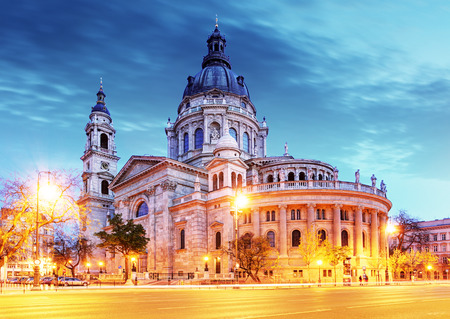 ブダペストの聖シュテファン大聖堂