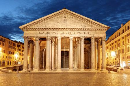 pantheon: Rome  Pantheon Italy Editorial