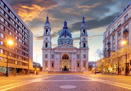 Budapest Basílica de San Esteban