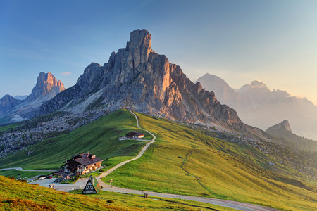Passo Giau - Dolomitas - Italia