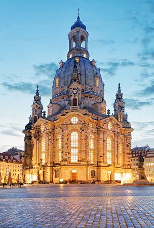 frauenkirche: Dresden, Frauenkirche
