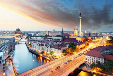 Berlín panorama