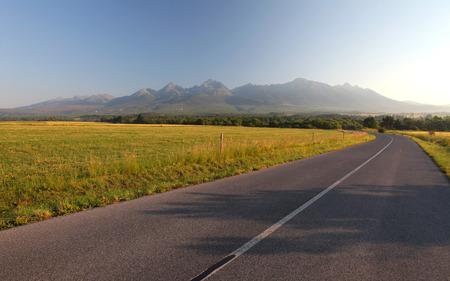 tatras: High Tatras