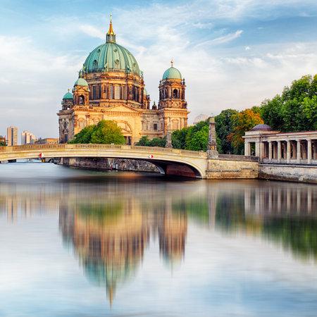 dom: Cathédrale de Berlin, Berliner Dom