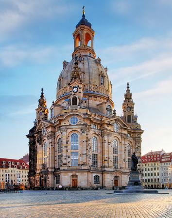 Dresden, Frauenkirche - Deutschland