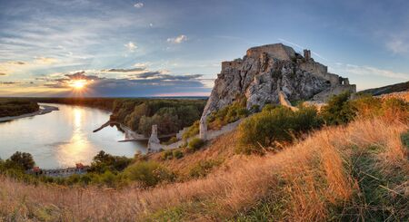 morava: Bratislava, Devin castle, Slovakia