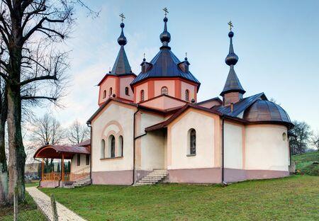 vitaly: Monastery church of the Archangel Michael in Ladomirova