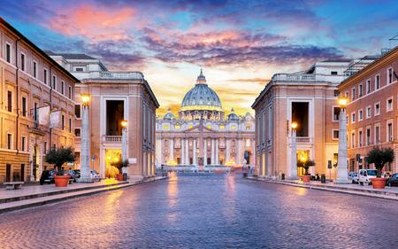 vatican city: Rome, Vatican city