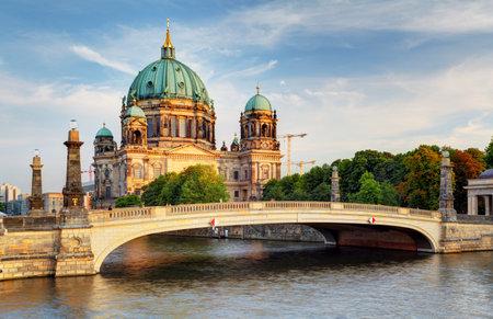 the church: catedral de Berlín, Berliner Dom