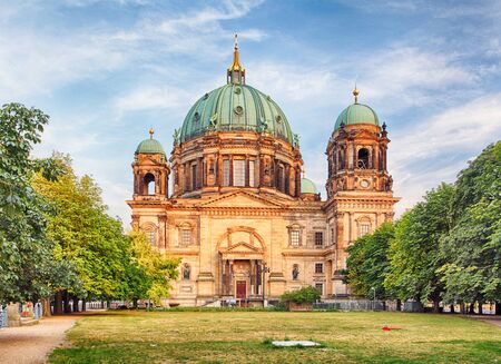 dom: Berliner dom, Berlin, Germany