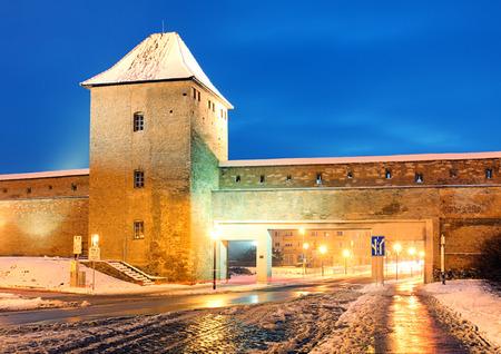 slovakia: Trnava walls, Slovakia