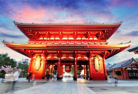 東京 - 浅草寺 報道画像