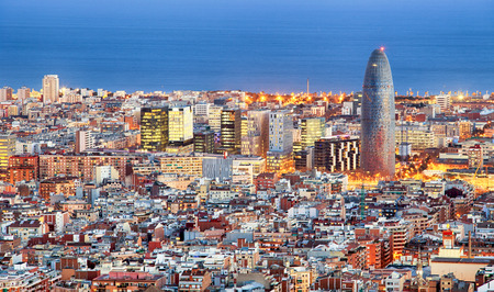 バルセロナ 報道画像