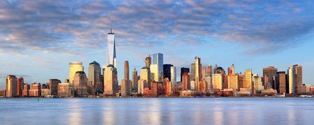 New York Stadtbild, USA Standard-Bild - 59200255